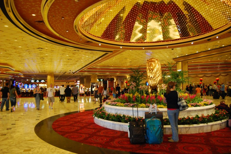 MGM reception