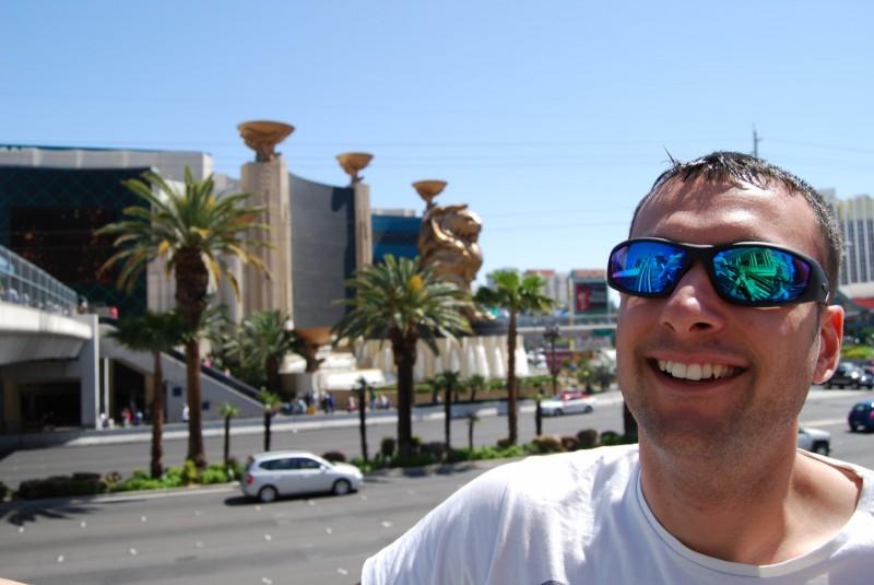 Vegas in my eyes